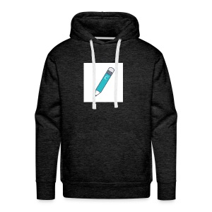 No Pencils - Men's Premium Hoodie