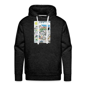 Los Angeles - Men's Premium Hoodie