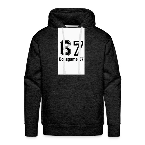 Boosgmaer67 - Men's Premium Hoodie