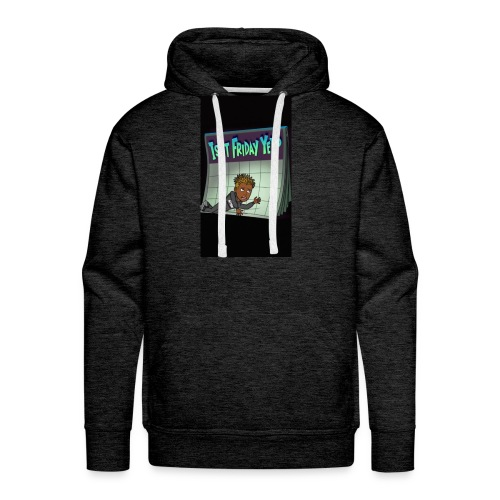 Friday vine - Men's Premium Hoodie