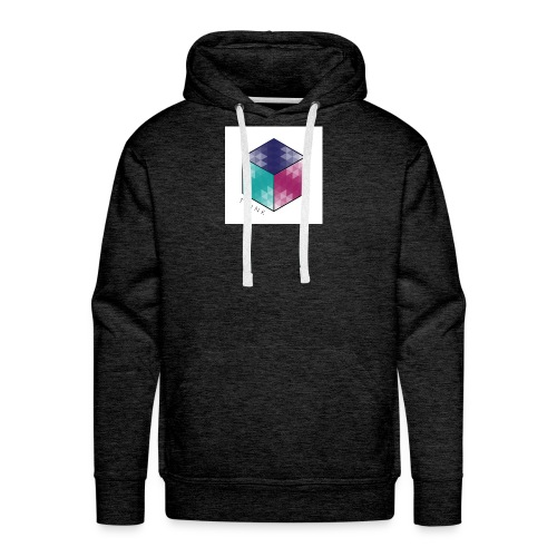 Think outside of the box tee 2.0 - Men's Premium Hoodie