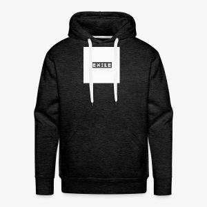 exile logo - Men's Premium Hoodie