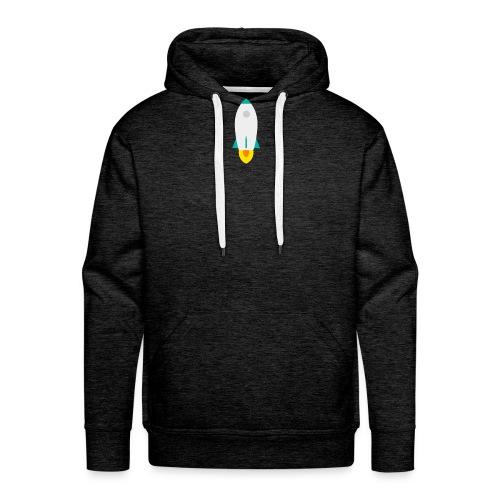 rocket Shirt - Men's Premium Hoodie