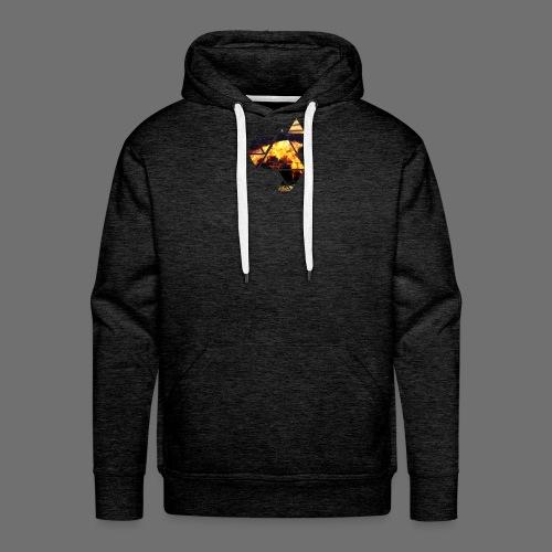 Abstract Phoenix - Men's Premium Hoodie