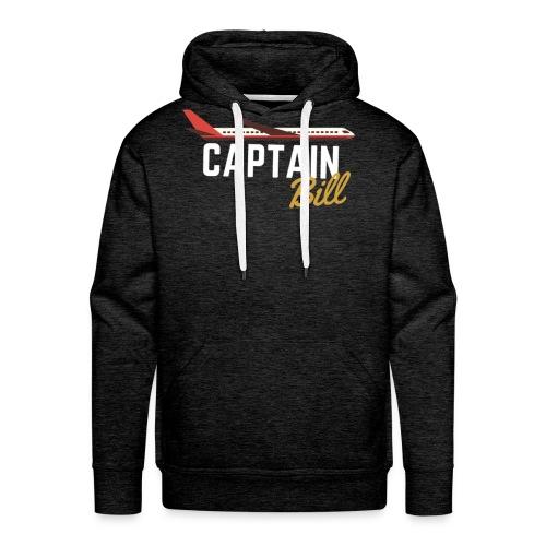 Captain Bill Avaition products - Men's Premium Hoodie