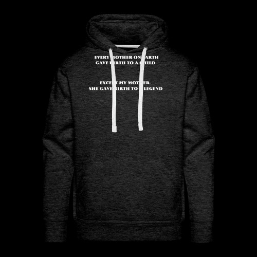 WORD SHIRTS - Men's Premium Hoodie