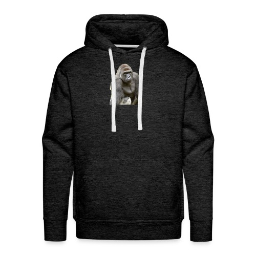 Pray for Harambe - Men's Premium Hoodie