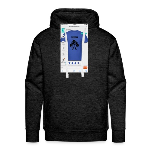 IMG_0341 - Men's Premium Hoodie
