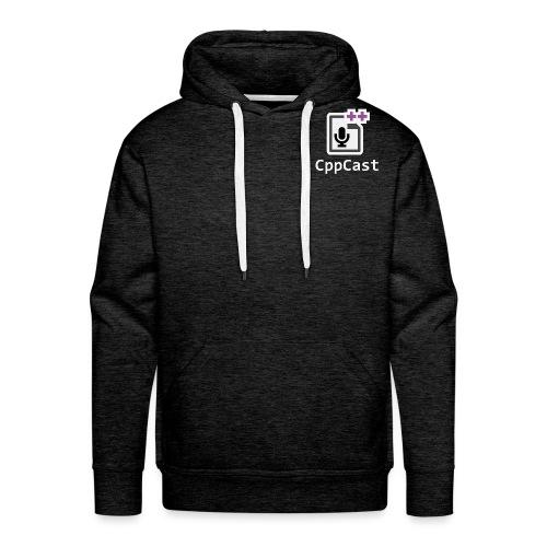 CppCast Logo - Men's Premium Hoodie