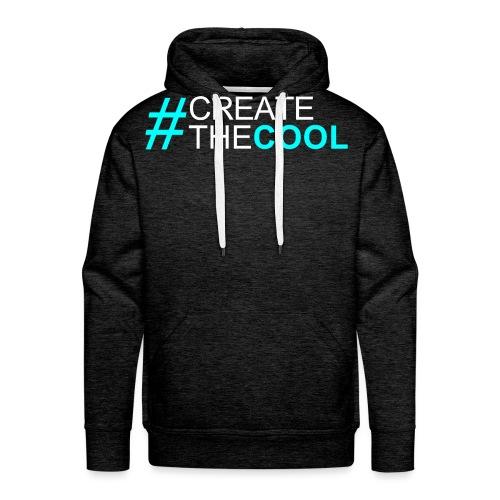 Create The Cool - Men's Premium Hoodie