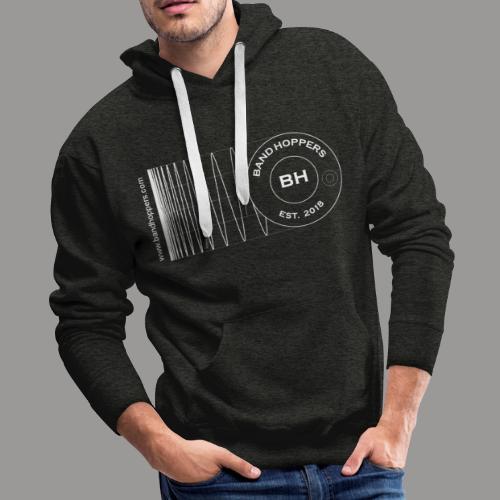 BandHoppers Logo #1 - Men's Premium Hoodie