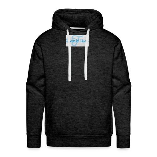 TwiiSt3D - Men's Premium Hoodie
