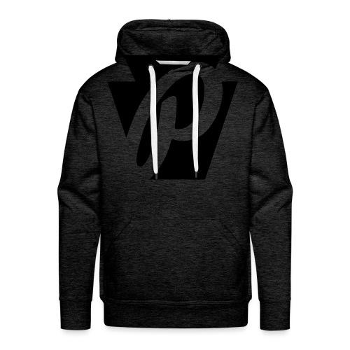 P Stone Logo - Men's Premium Hoodie