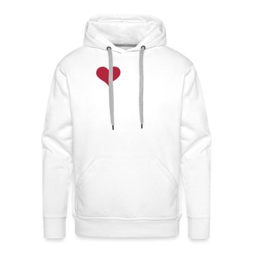 I Heart RSB - Men's Premium Hoodie