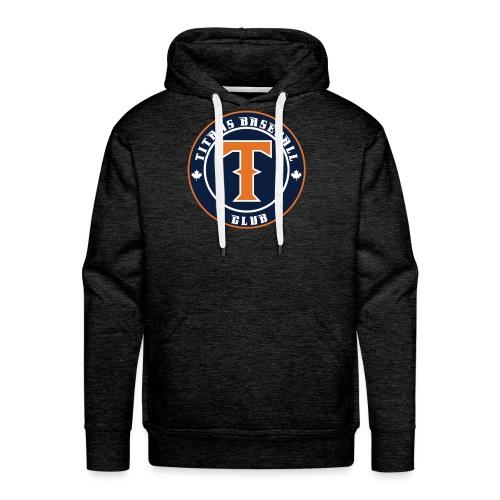 Titans Baseball Club Round Logo - Men's Premium Hoodie