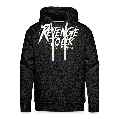 Pittsburgh Revenge Tour 2020 - Men's Premium Hoodie