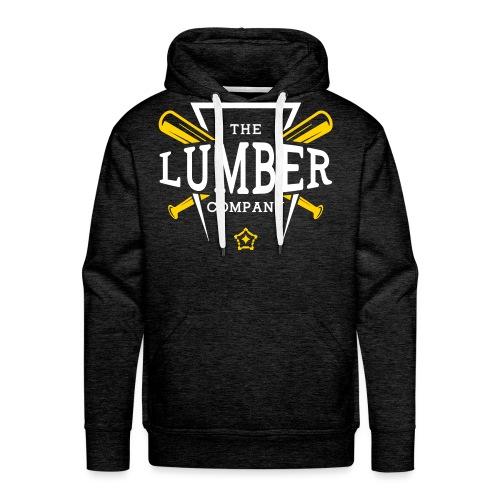lumber - Men's Premium Hoodie