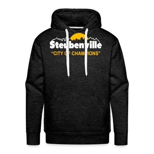 Steubenville - City of Champions - Men's Premium Hoodie