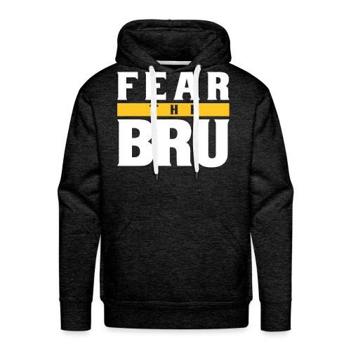 Fear the Bru - Men's Premium Hoodie