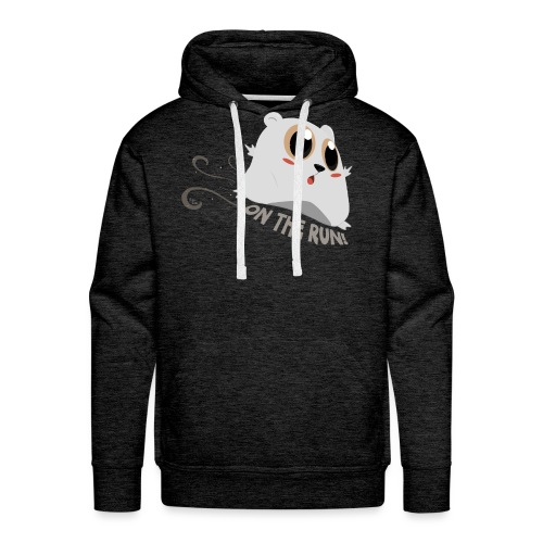 On The Run - Men's Premium Hoodie