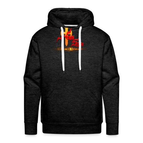 Nova Sera Logo - Men's Premium Hoodie