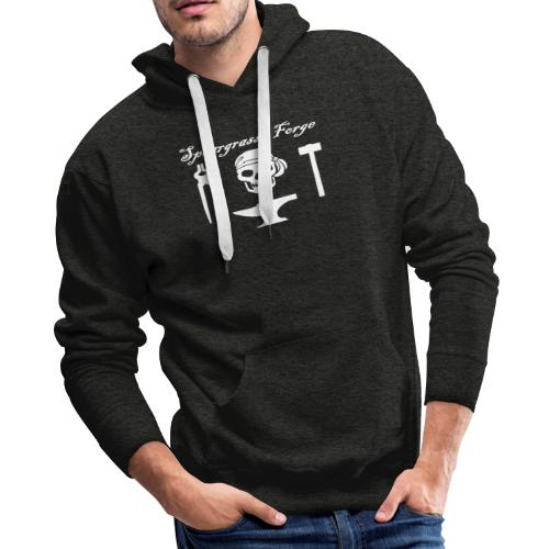 Banner pic Light Front n back - Men's Premium Hoodie