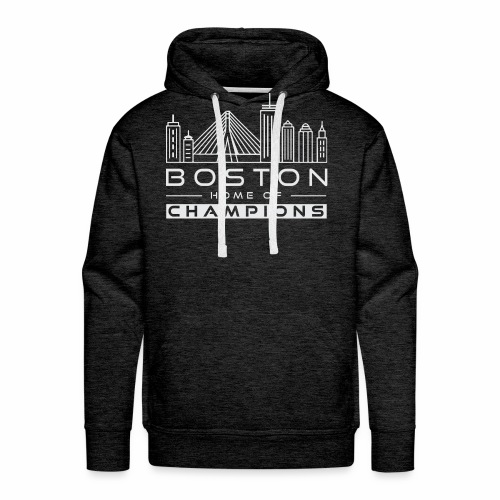 Boston - Men's Premium Hoodie