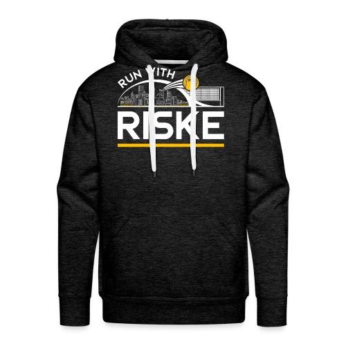 Run With Riske - Men's Premium Hoodie