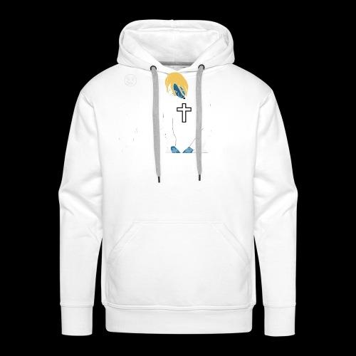coldhart inverted design - Men's Premium Hoodie