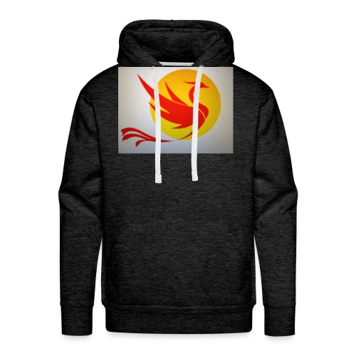 Asian Phoenix - Men's Premium Hoodie