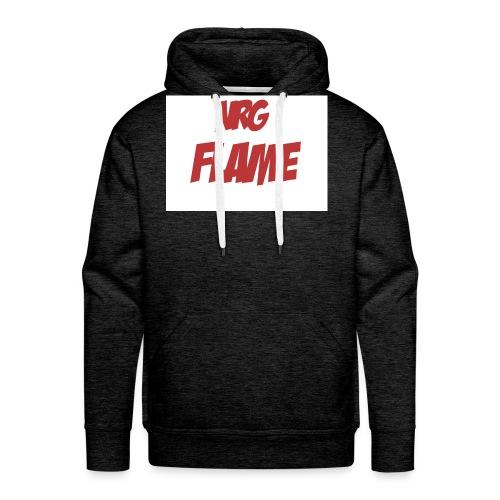 FLAME - Men's Premium Hoodie