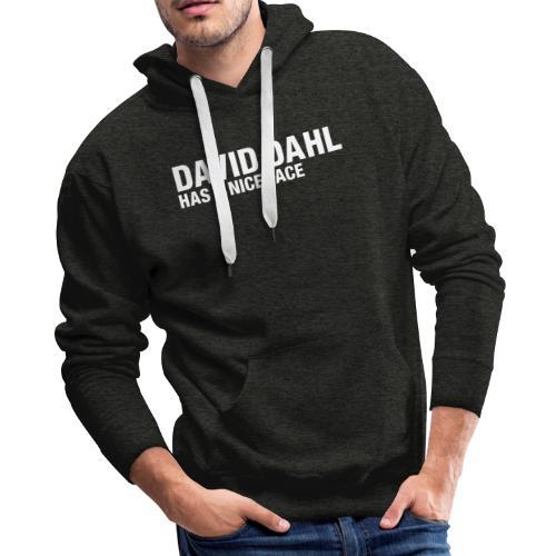 Dahl Face - Men's Premium Hoodie