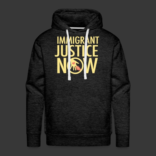 Immigrant Justice Now - Men's Premium Hoodie