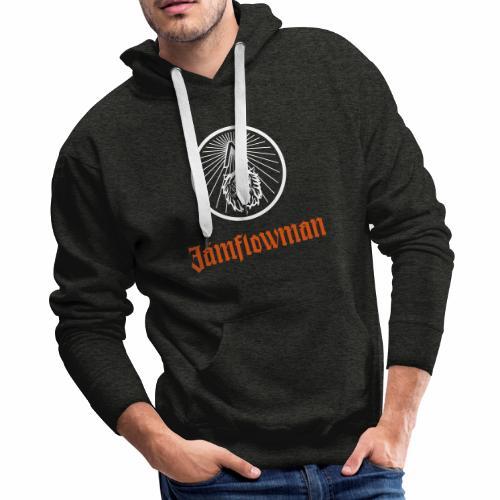 Jamflowman - Men's Premium Hoodie