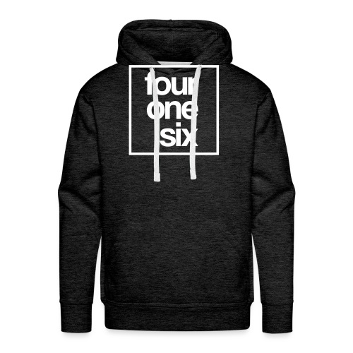 crew neck - four one six - Men's Premium Hoodie