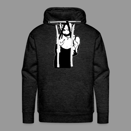 All Tied Up At The Moment - Men's Premium Hoodie