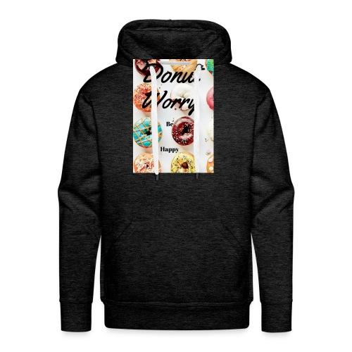 DONUTS! - Men's Premium Hoodie