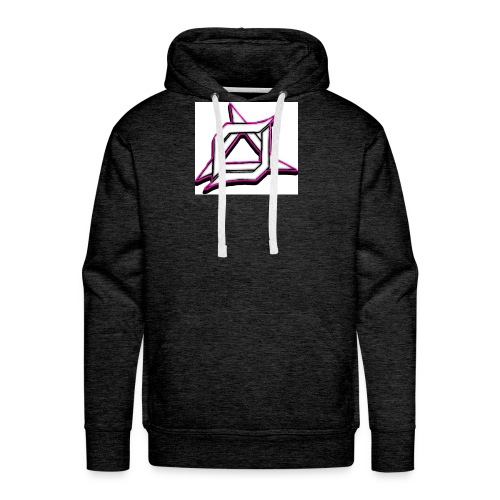 Oma Alliance Pink - Men's Premium Hoodie