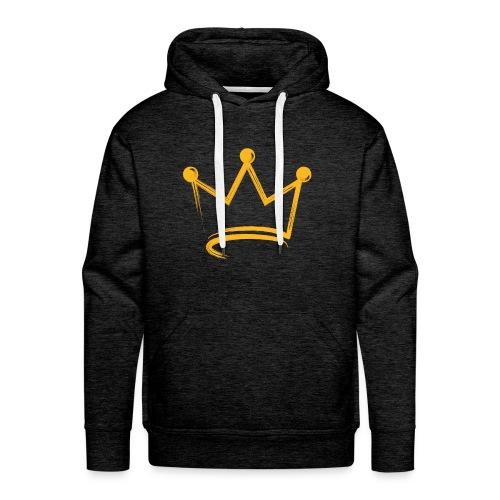 Logo Crown - Men's Premium Hoodie