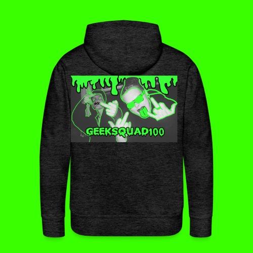 Geeksquad100 - Men's Premium Hoodie