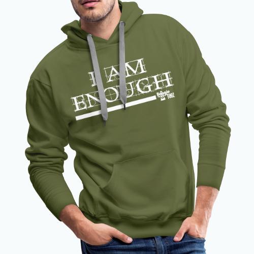 ENOUGH - Men's Premium Hoodie