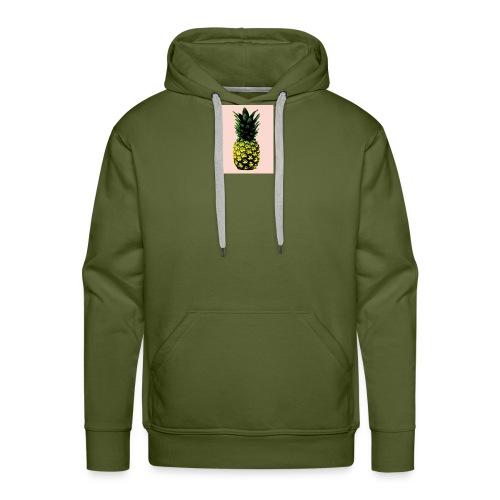 Pineapple - Men's Premium Hoodie