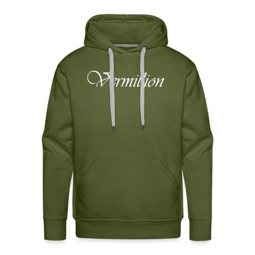 Vermillion T - Men's Premium Hoodie