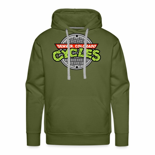 Cycles: Trio Power! - Men's Premium Hoodie
