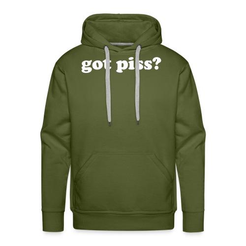 gotpiss - Men's Premium Hoodie