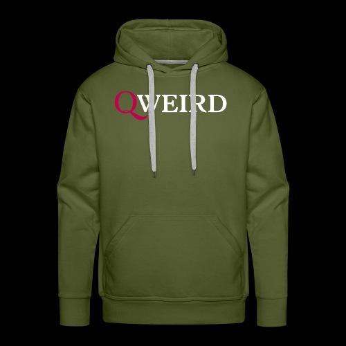 (Q)weird - Men's Premium Hoodie
