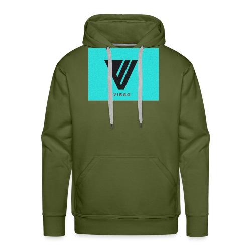 Virgo : Color - Men's Premium Hoodie