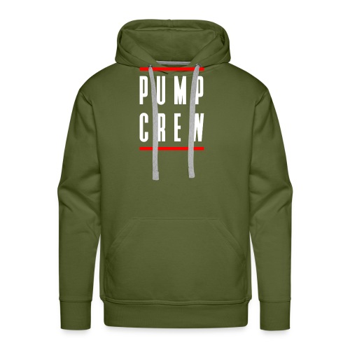 Pump Crew - Men's Premium Hoodie