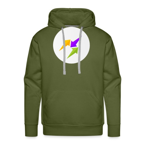 GosuTactics Logo - Men's Premium Hoodie