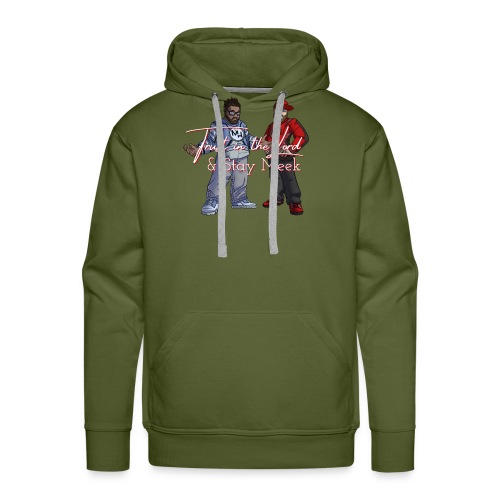 Trust in the Lord MH shirt Official - Men's Premium Hoodie
